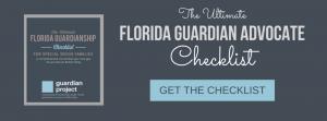 Guardianship Checklist